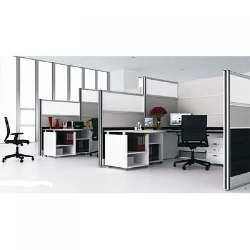 Vách ngăn văn phòng giá chấp nhận được là sản phẩm thuận tiện cho không gian